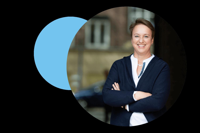 Friederike Avermann ist Kontaktlinsen-Expertin bei Avermann Contactlinsen