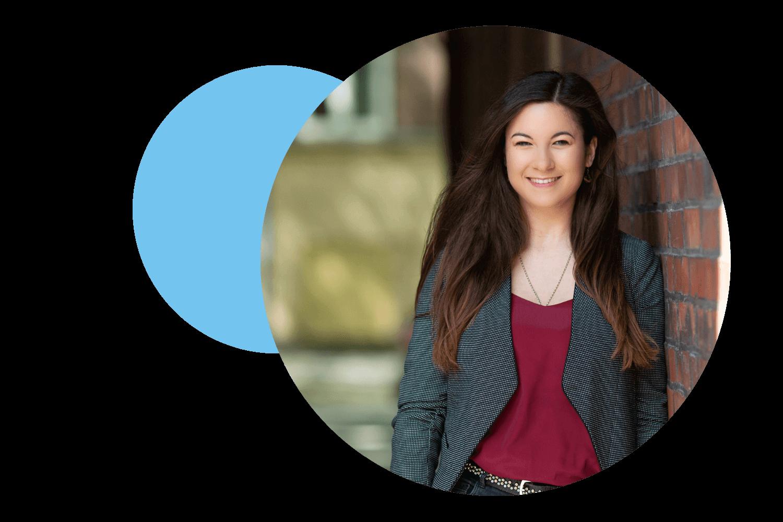Jessica Gruhl ist Kontaktlinsen-Expertin bei Avermann Contactlinsen